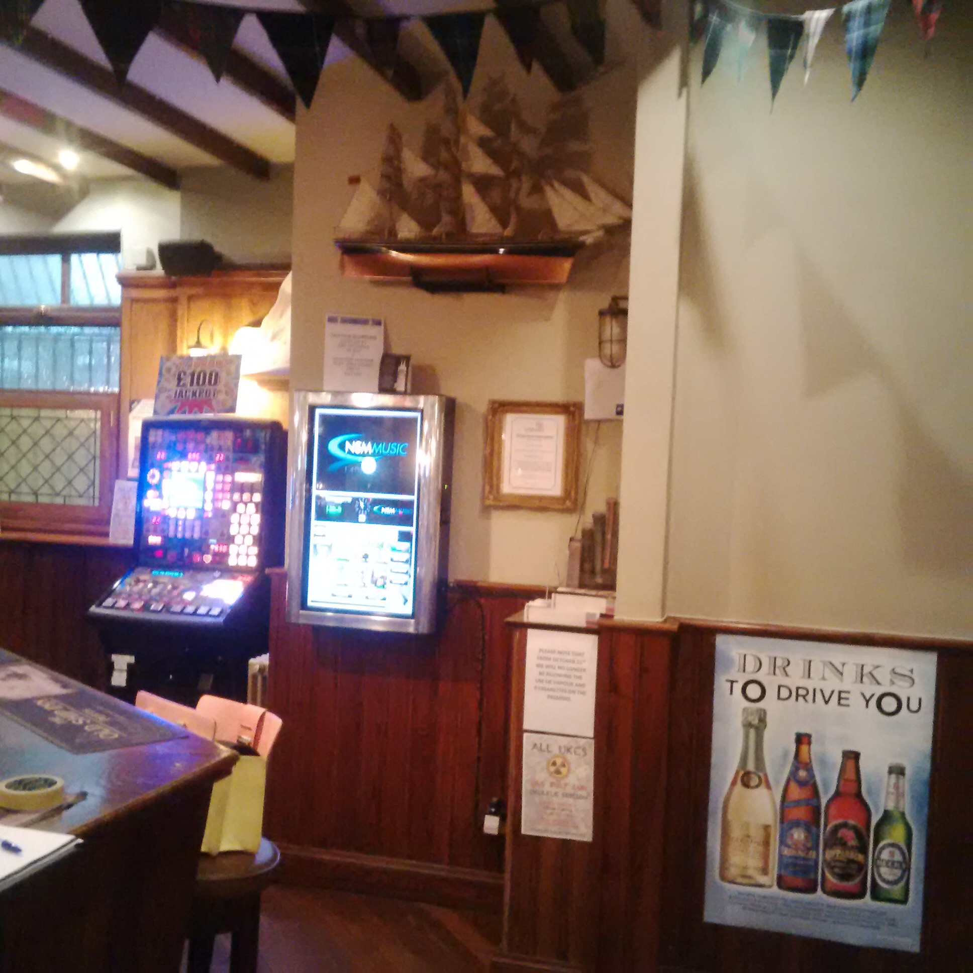Mercat Bar And Kitchen Edinburgh