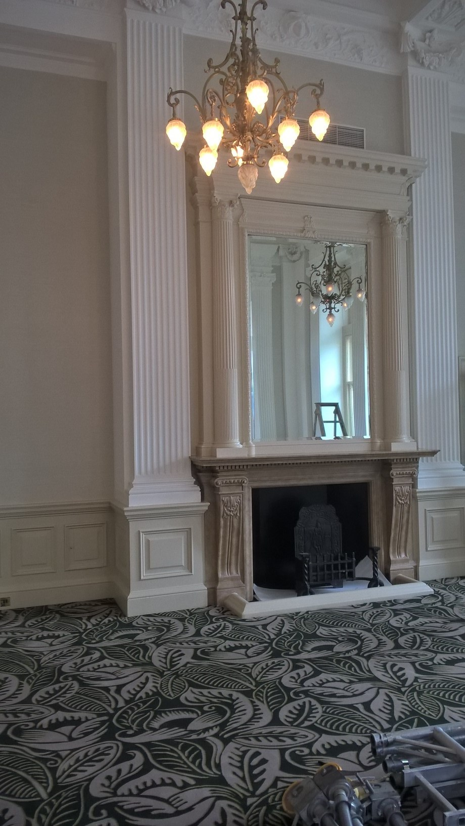 the balmoral hotel edinburgh george nicolson decorators
