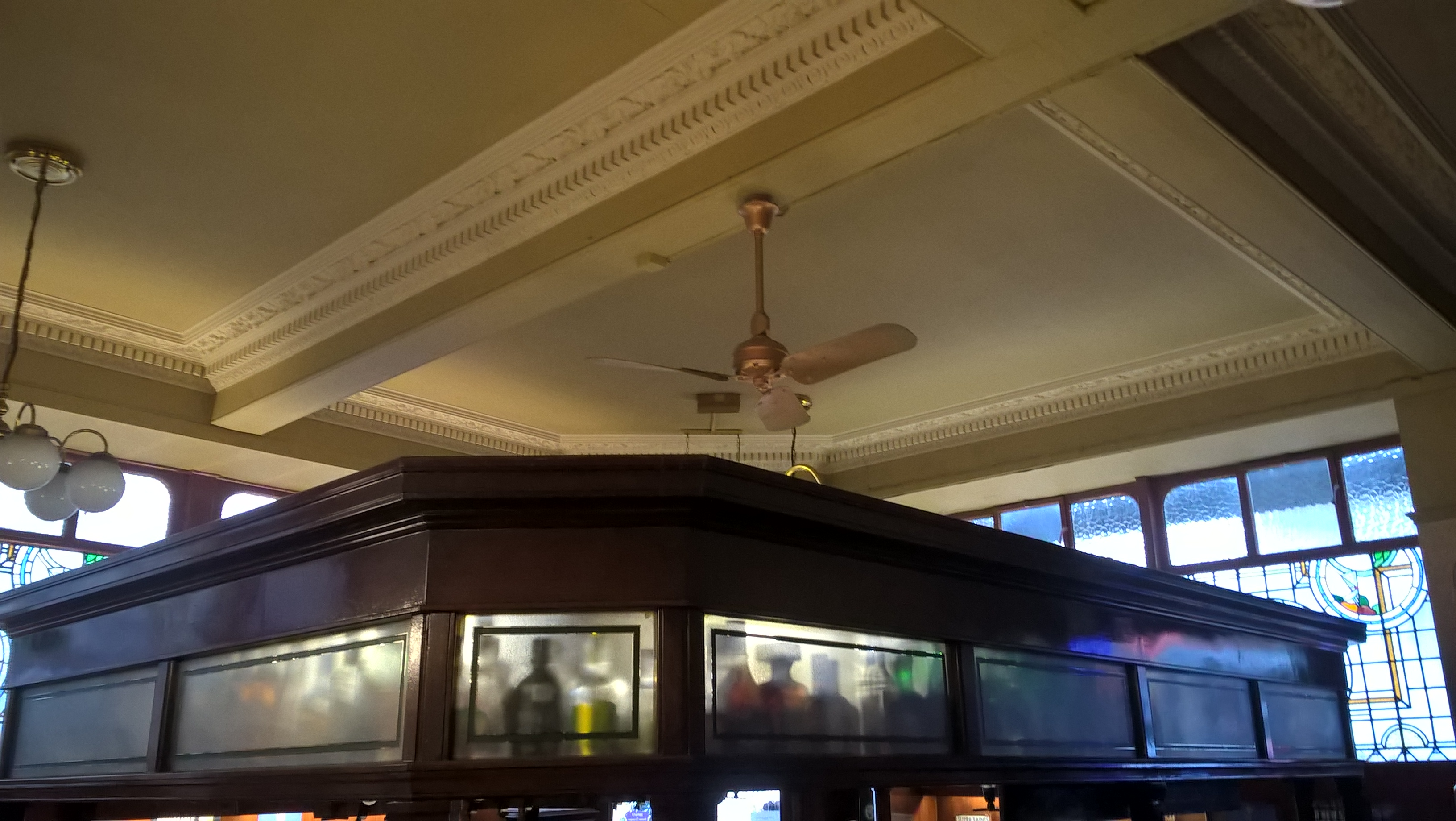 The Royal Bar Perth George Nicolson Decorators